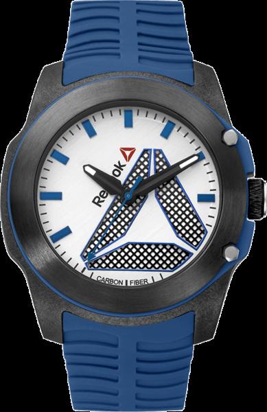 7ffdd9f25 RD-TFL-G2-CBIN-1N TF (TireFlip) Blue Silicone Watch